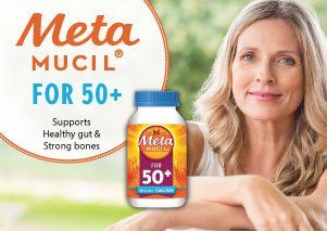 metamucil for 50+