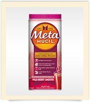 Metamucil Wild Berry Fibre Powder