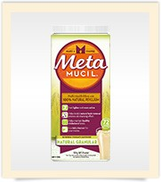 metamucil natural granular powder