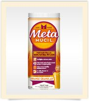 Metamucil Orange Coarse Powder