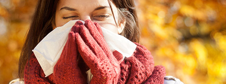 Cold Flu and Allergy Symptoms - Know the Difference