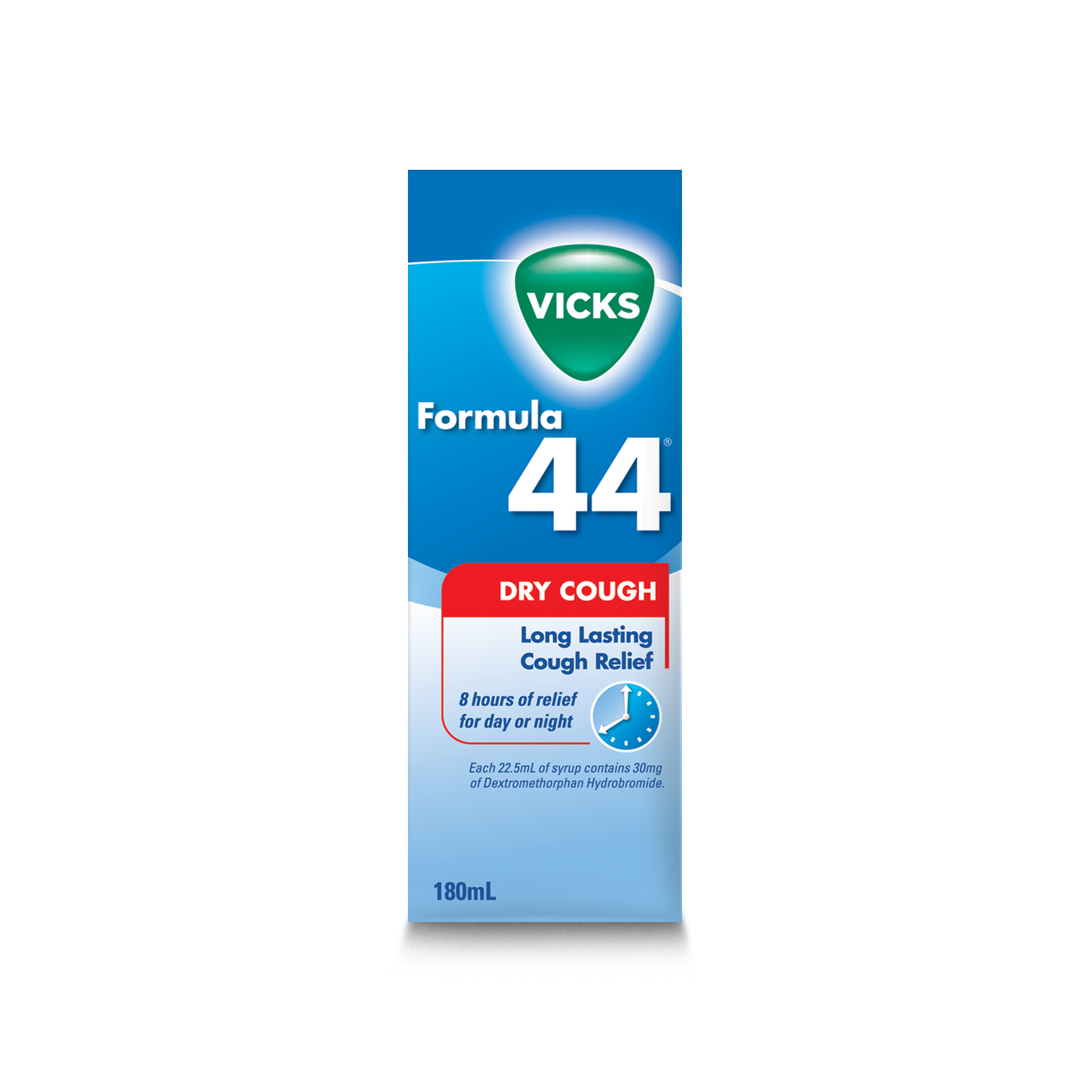 Vicks dry cough