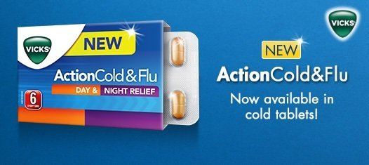 Vicks Action Cold & Flu
