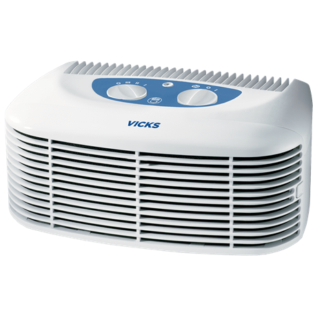 vicks cleanair air purifier