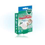 VICKS VAPOPADS ROSEMARY & LAVENDER SCENTED PADS WITH ESSENTIAL OILS (VBR7E)