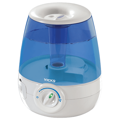 Vicks Cool Mist Air Humidifier For Cold Amp Flu Relief Vicks