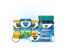 Vicks Cold and Flu Medicines